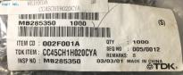 供应CC45CH1H020CYACC45CH1H020CYA
