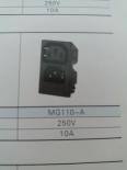 供应MG110-A(插座黑色)插座MG110-A,品质第一,厂家直销!!!