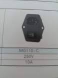 供应MG110-C(插座黑色)插座MG110-C,品质第一,厂家直销!!!
