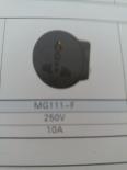 供应MG111-F(插座黑色)插座MG111-F,品质第一,厂家直销!!!