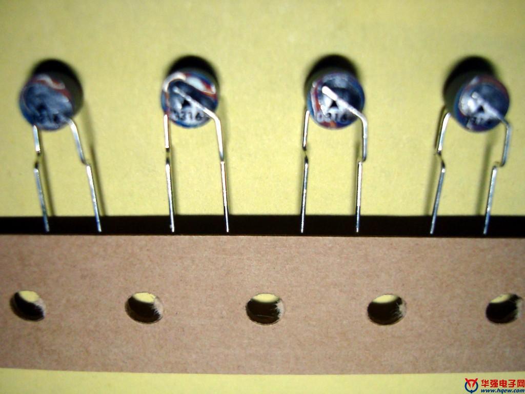 热敏电阻NTC PTC产品资料 电阻器