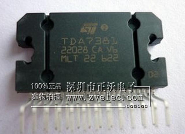 供应tda7381 tda7381电33100018