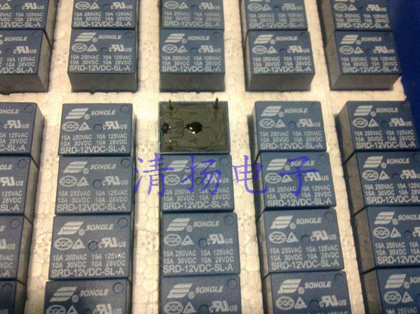 供应srd-12vdc-sl-a 供应直流继电器srd-12vdc-sl-a