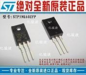 供应STP5NK60ZFPS