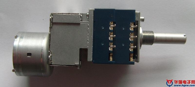 alps双联电位器接线图