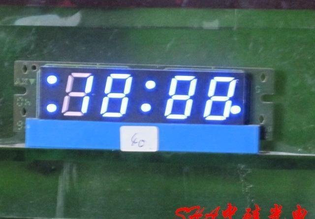 定制各型号led时钟板