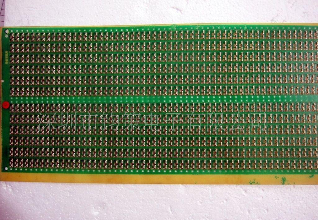 供应led柔性光条灯板fpc电路板smt贴片加工厂