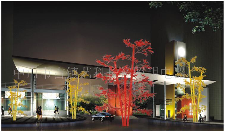 供应竹树灯,室外照明灯具,水底灯,点光源