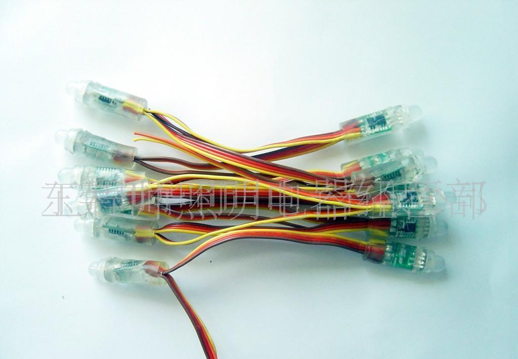灯串怎么接线图解