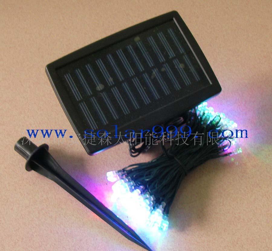 供应太阳能led灯串控制器