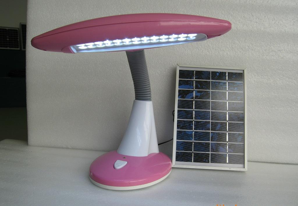 太阳能台灯设计图展示