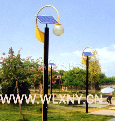 供应大功率led太阳能庭院灯