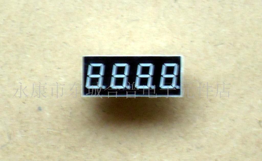 8301bs数码管接线图