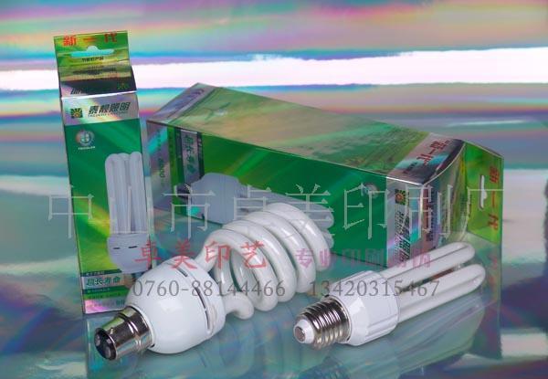 供应中高档节能灯灯杯led灯带包装盒(图)