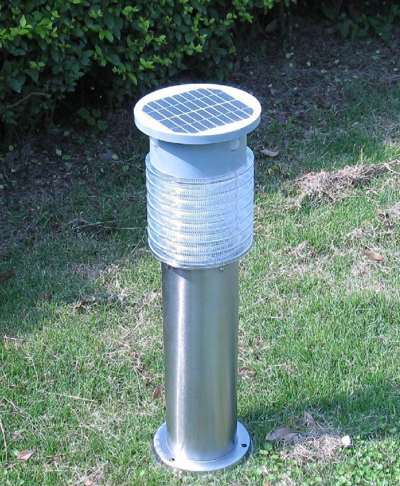 供应太阳能草坪灯(红外线感应)