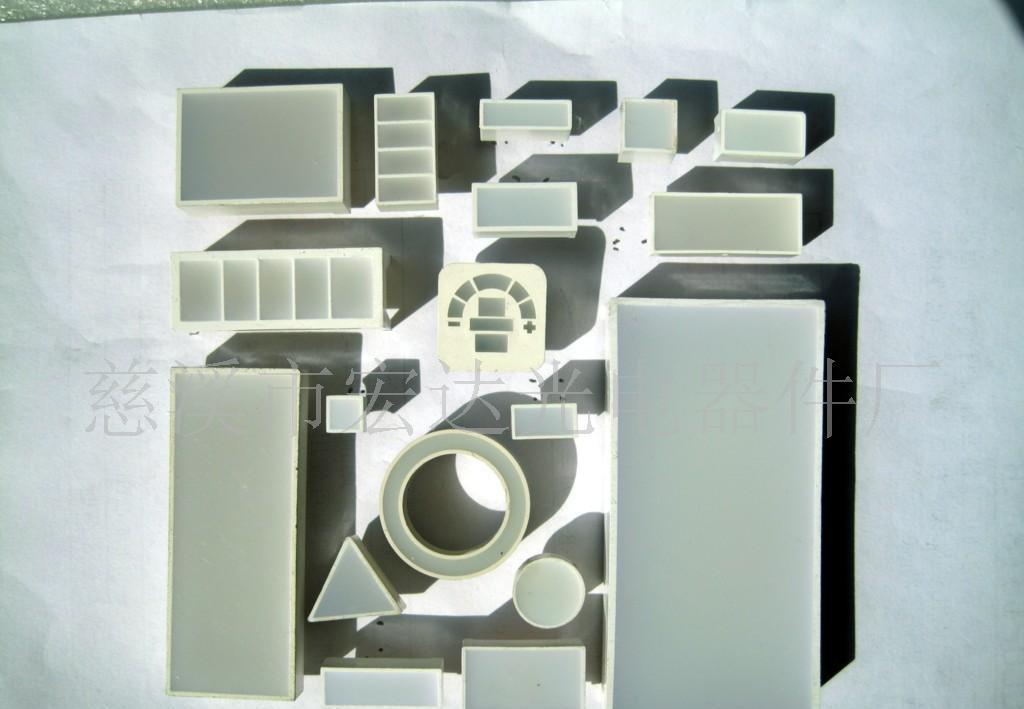 供应led方形,圆形,三角形及异形平面管