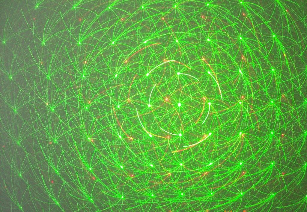 萤火虫声控激光舞台灯/舞台激光灯
