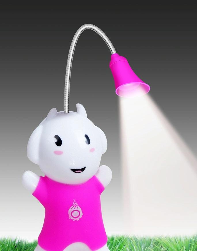 快乐宝贝小台灯,可爱小羊台灯,迷你台灯_供应求购_led