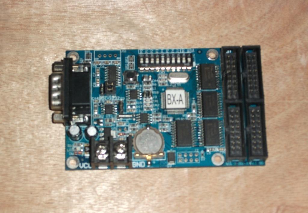 bx-a电子显示屏异步控制器_供应求购_华强led网
