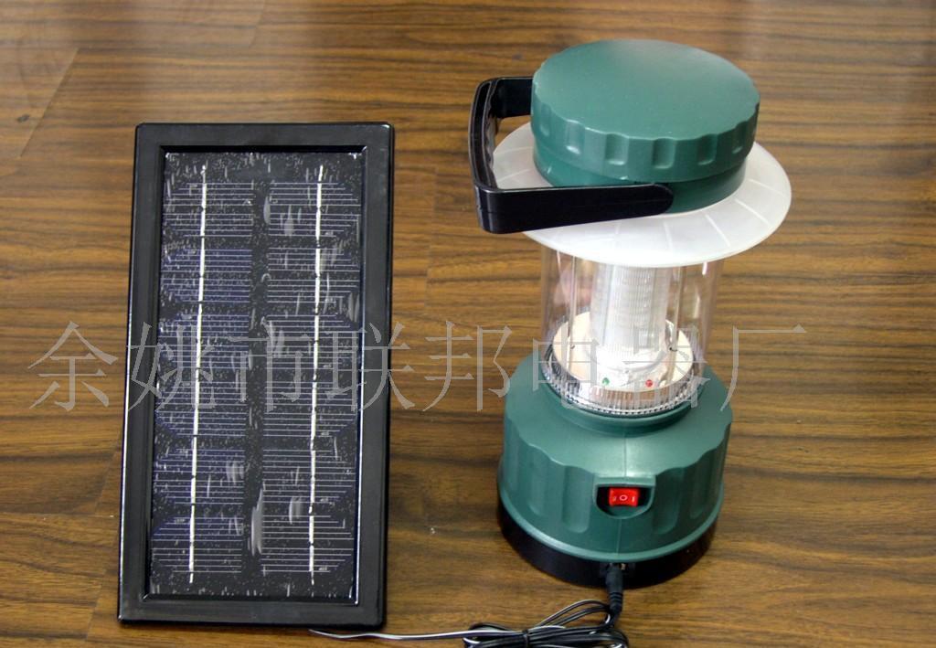 LED灯太阳能充电灯 太阳能灯具