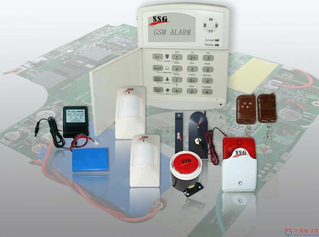 供应sa-1168家庭防盗报警器|超市防盗报警器|家用防盗报警器
