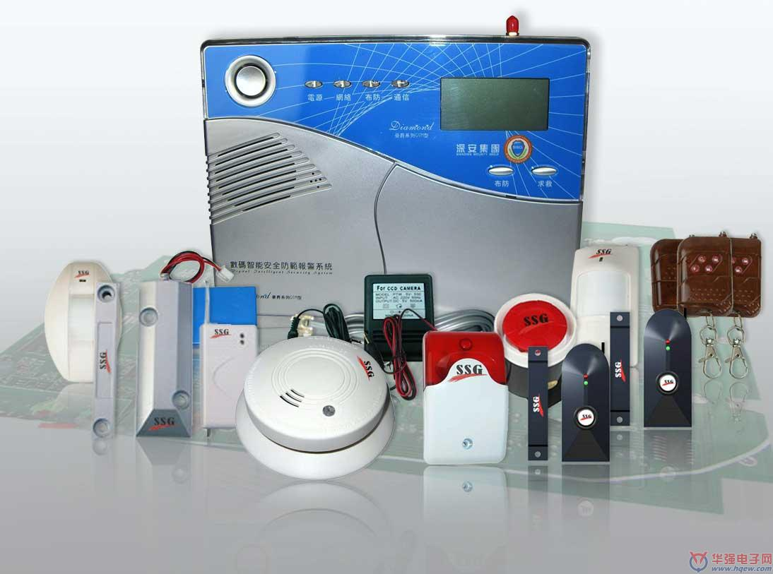 供应红外线防盗报警器|电子防盗报警器-华强电子网