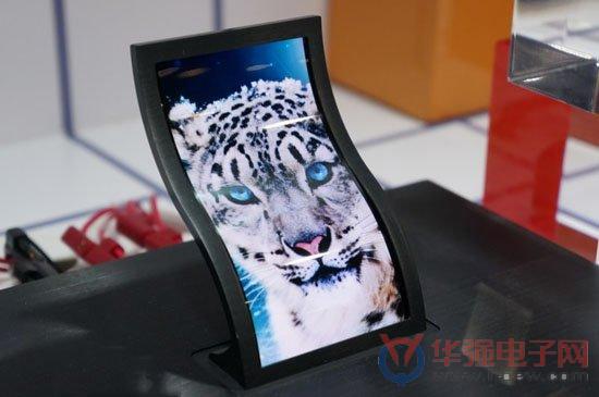 中国面板厂持续扩产 oled面板迎来发展良机