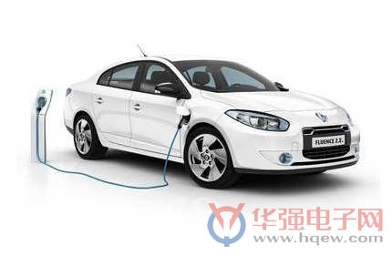 中兴也造车 已拿到首批电动新能源汽车订单高清图片