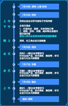 43家企业已确定参加2018江苏-深圳集成电路企业对接峰会