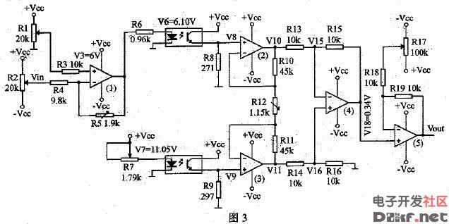 线性光耦隔离电路及其在程控电压源的应用