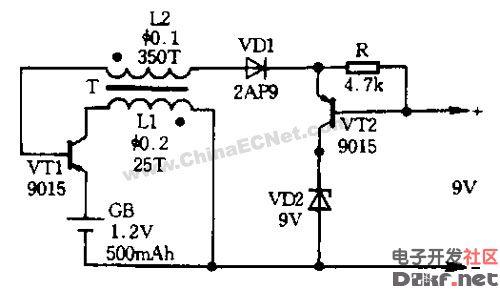 555升压电路原理