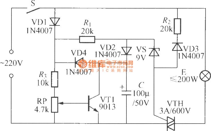 s9013电路图图