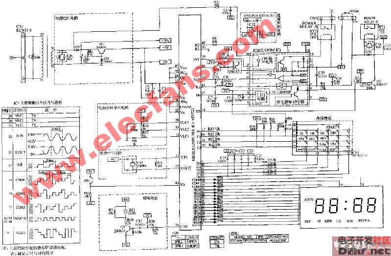 电路 电路图 电子 原理图 799_524