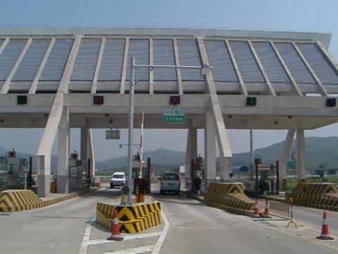 高速道闸结构原理图