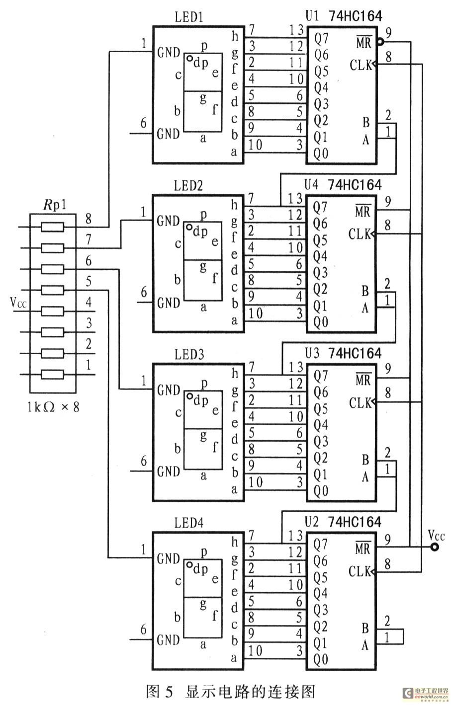 基于at89c51&dsl8820的数字温度计设计图片