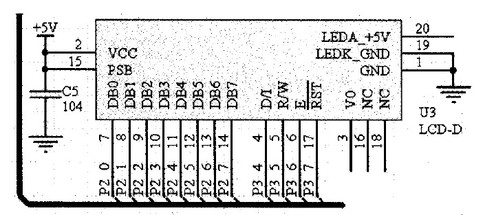 基于单片机的led智能路灯控制系统设计方案图片