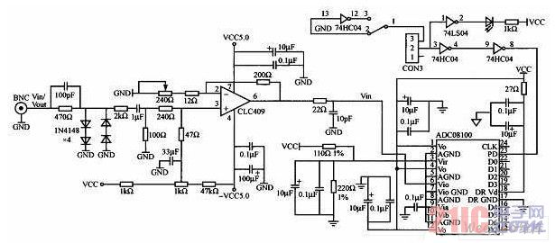 ��.d:-a:+�_a/d转换电路