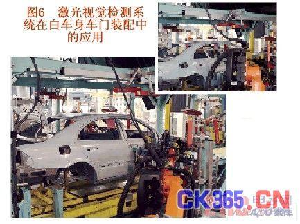 激光检测在汽车制造过程中的应用