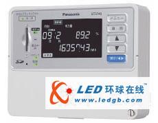 """松下电工电路将上市增加通信功能的能源用量""""可视化""""电力显示器"""