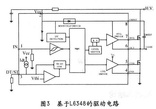 原边vt1,vt2构成的推挽式功放电路.