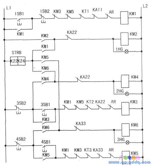 基于变频技术的电气控制系统方案设计图片