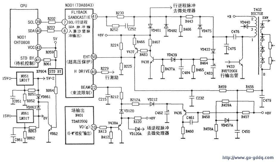 插排的指示灯和插孔的电路图