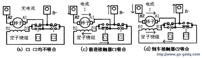 原装美国产大功率电动汽车速度控制器整车接线图