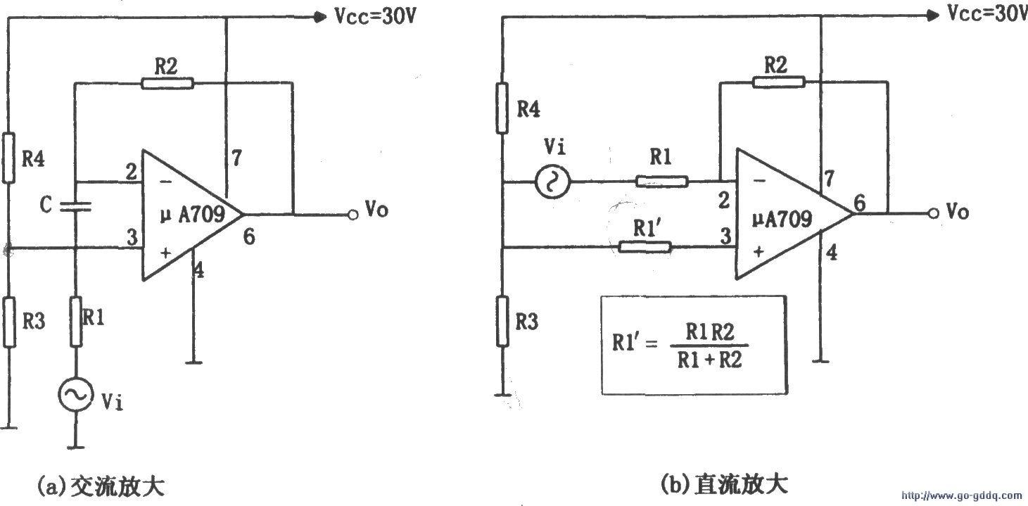 减法器电路分析