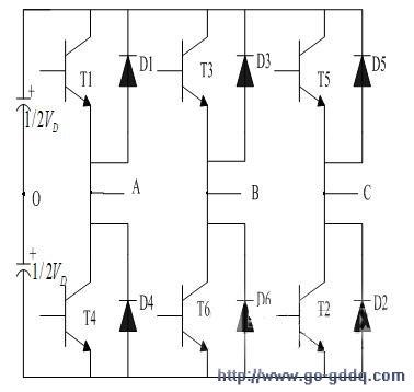 三相逆变电路