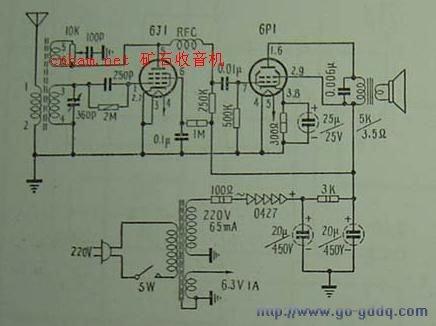 电路 电路图 电子 原理图 436_326