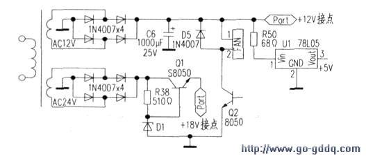 igbt管已从印制板上拆下(散放在电磁炉内),测量其三个极间阻值均呈