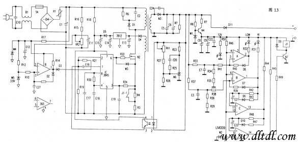 电路 电路图 电子 原理图 585_280图片