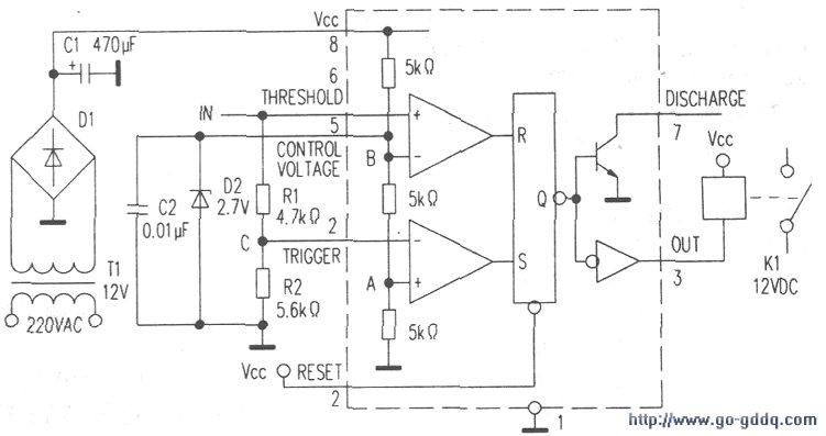 对直流电机失磁保护电路的改造