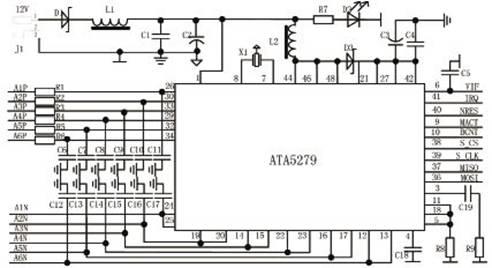 电路 电路图 电子 原理图 492_268